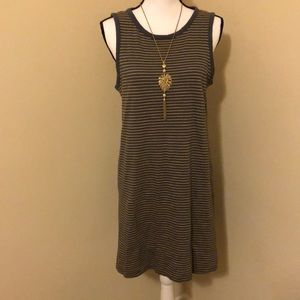 Very cute tank dress.
